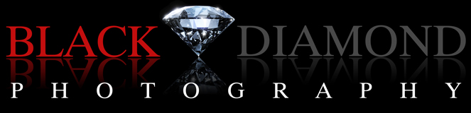 Black Diamond Photography - logo design