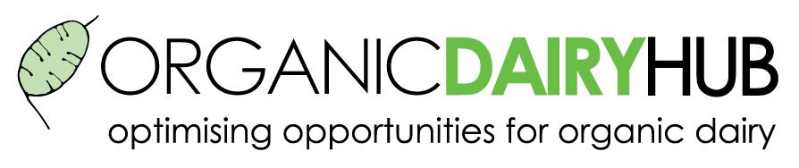 Organic Dairy Hub - logo design
